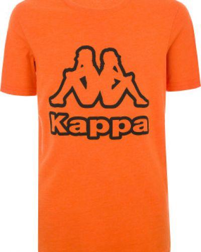 Футболка оранжевый Kappa