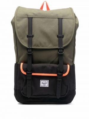 Plecak z klamrą - czarny Herschel Supply Co.