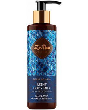 Крем для тела бархатный крем-масло Zeitun