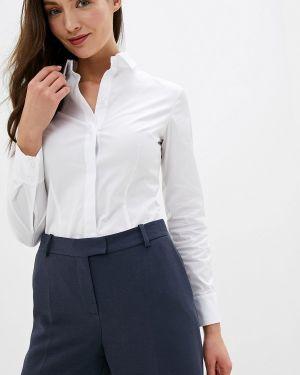Рубашка с длинным рукавом белая энсо