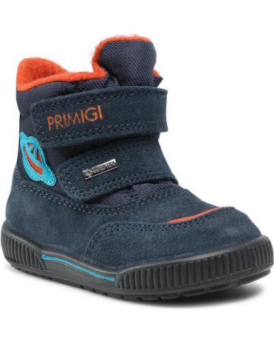 Sneakersy granatowe Primigi