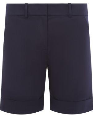 Шорты с карманами - синие Paul&shark