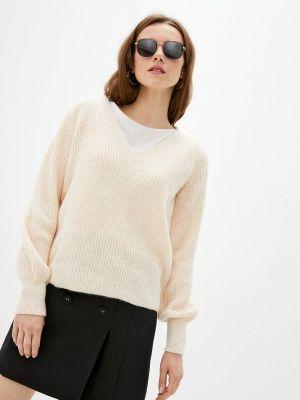 Пуловер - розовый Naf Naf