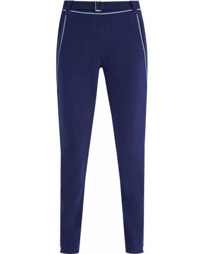 Трикотажные спортивные брюки - белые Maison Ullens
