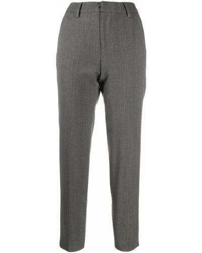 Укороченные брюки с завышенной талией брюки-хулиганы Pt01