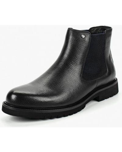 Ботинки челси осенние кожаные Rosconi