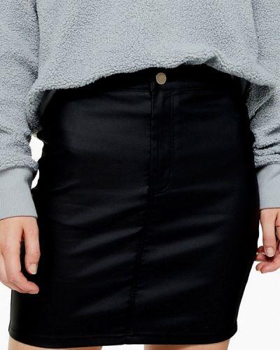 Юбка черная Topshop