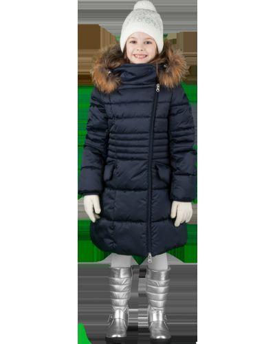 Пальто зимнее синее Boom By Orby