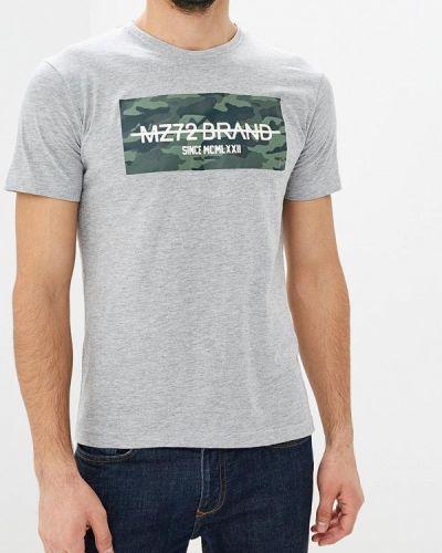 Серая футболка Mezaguz