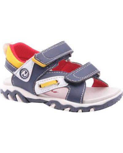 Синие сандалии Naturino