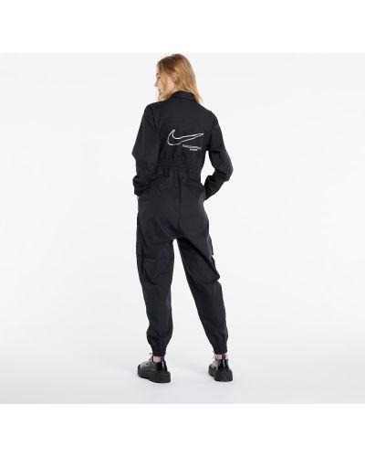 Czarny kombinezon Nike