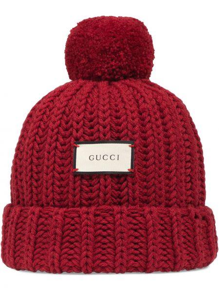 Kapelusz wełniany Gucci
