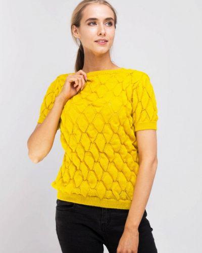 Желтый свитер Nataclub