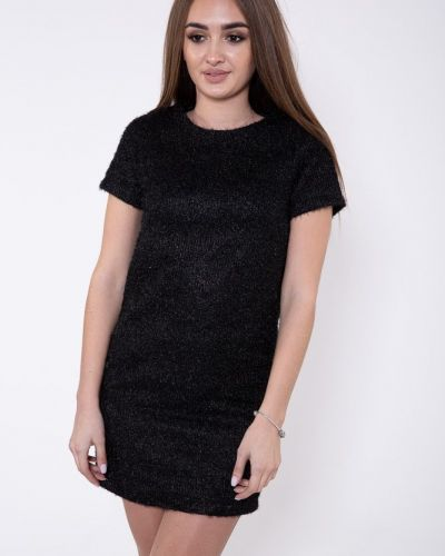 Платье - черное Kamomile