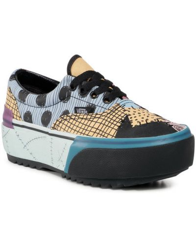 Sneakersy kaskada Vans