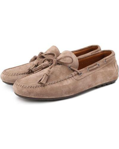 24d23aded Мужские мокасины на шнурках - купить в интернет-магазине - Shopsy