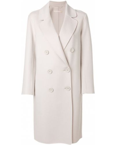 Длинное пальто двубортное прямое 's Max Mara