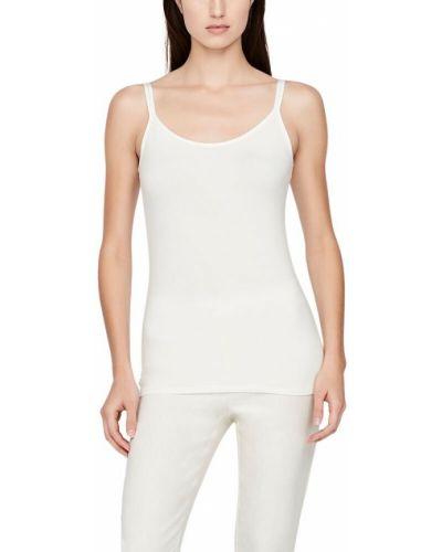 Biała koszulka Sarah Pacini