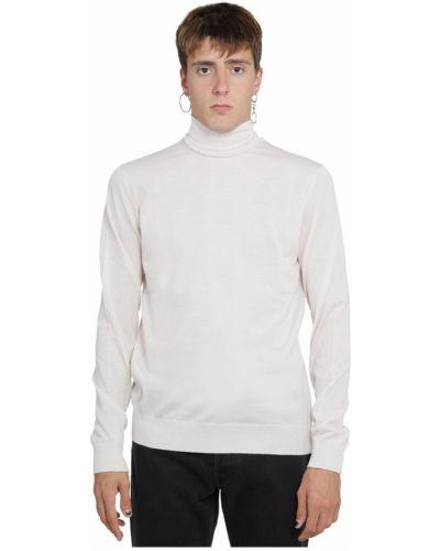 Biały sweter Lanvin