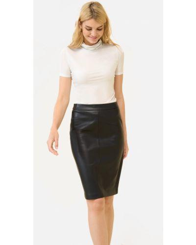 Яркая юбка - черная Orsay
