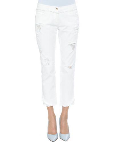 Белые джинсы Patrizia Pepe