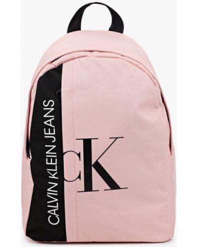 Розовый рюкзак Calvin Klein Jeans