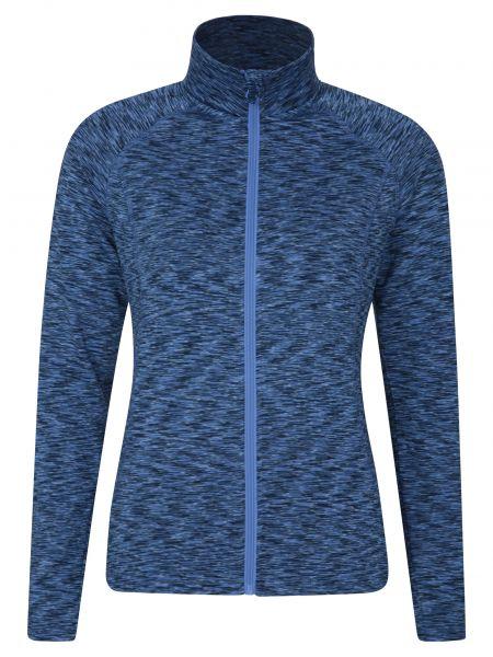 Niebieska kurtka materiałowa Mountain Warehouse