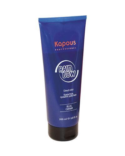 Краска для волос синяя Kapous