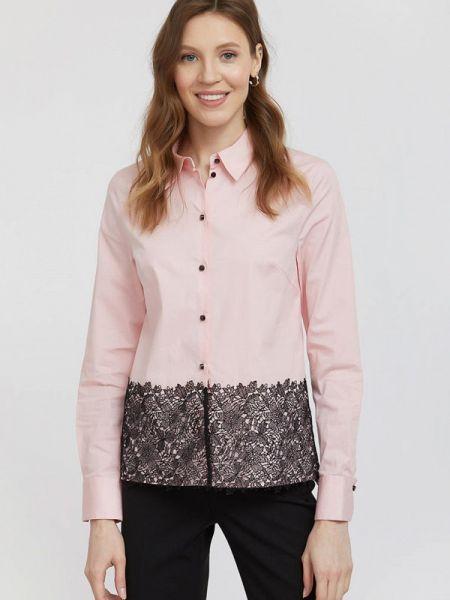 Розовая рубашка Charuel