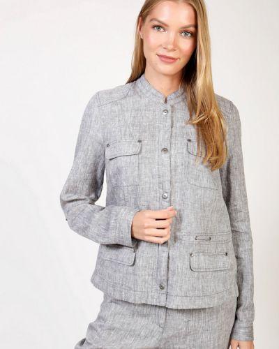 Серый пиджак Olsen