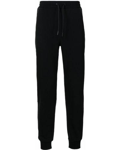 Черный хлопковый спортивный костюм Karl Lagerfeld