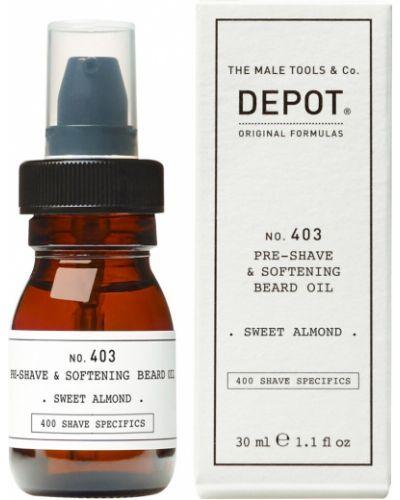 Olej do włosów z witaminami Depot