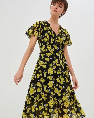 Платье с запахом весеннее Michael Michael Kors
