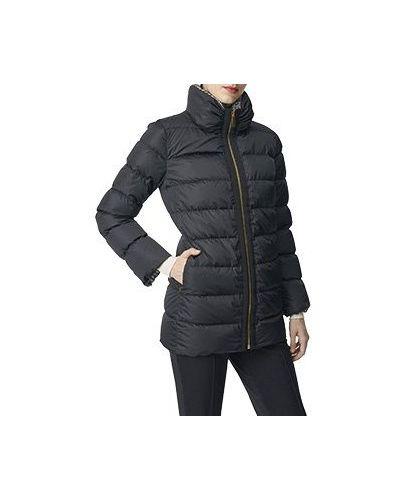 Черная куртка Luisa Spagnoli