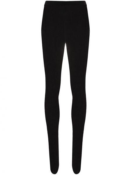 Rajstopy bawełniane - czarne Gucci