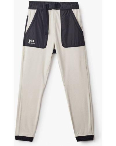 Бежевые спортивные брюки Helly Hansen