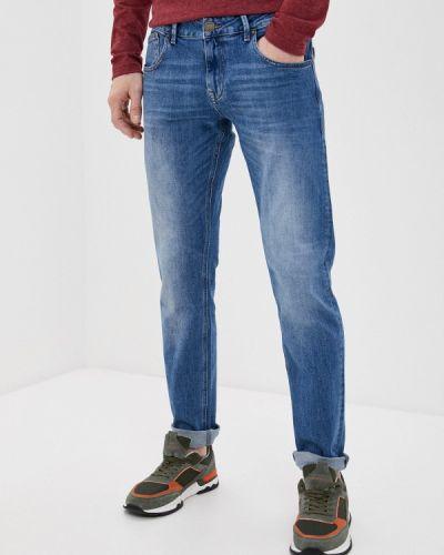 Зауженные джинсы - голубые Whitney