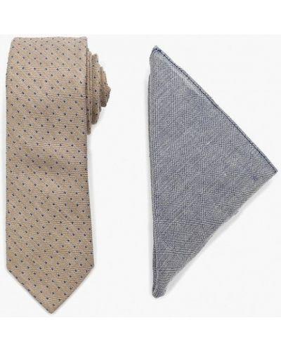 Синий галстук Mango Man