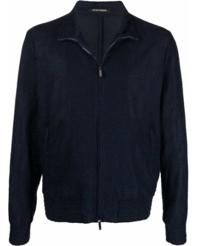 Куртка двусторонняя - синяя Emporio Armani