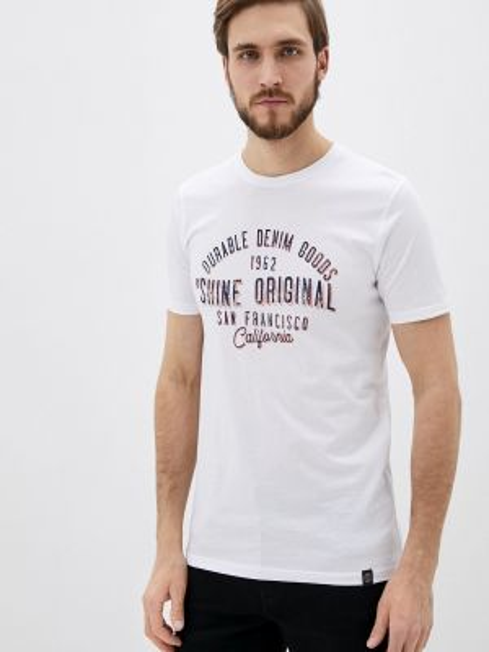 Футболка - белая Shine Original
