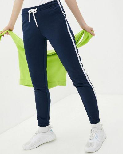 Синие спортивные брюки Bikkembergs