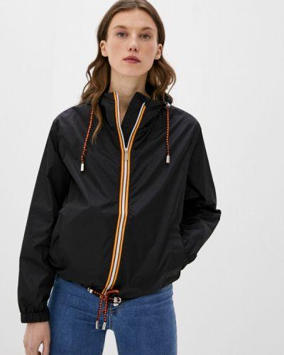 Облегченная черная куртка Adrixx