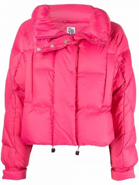Пуховая куртка - розовая Bacon