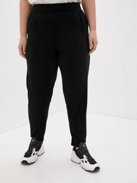 Черные брюки узкого кроя Evans