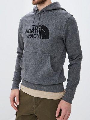 Серая толстовка The North Face