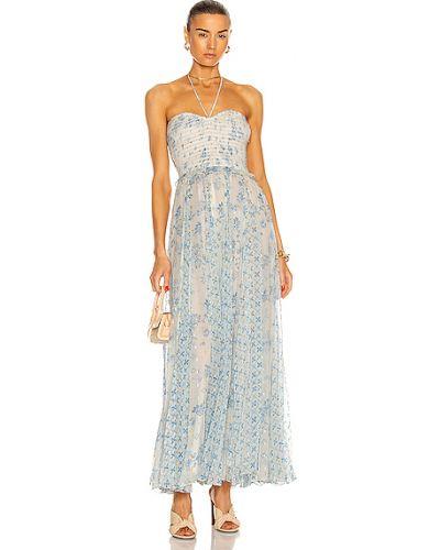 Платье макси - белое Rococo Sand