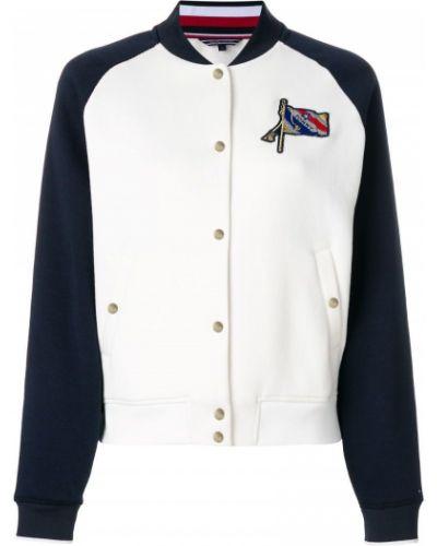 Длинная куртка с вышивкой Tommy Hilfiger