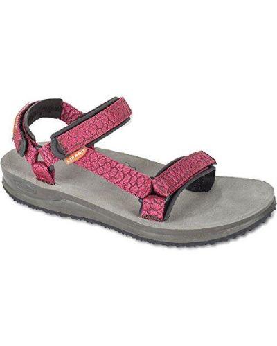 Розовые спортивные сандалии Lizard