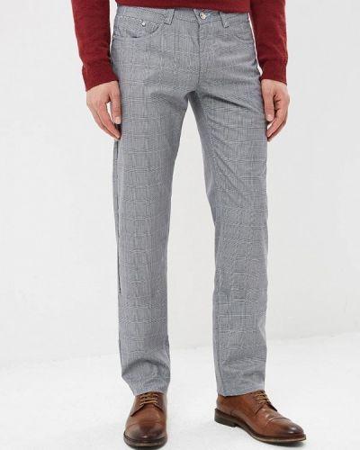 Классические брюки серые Cudgi