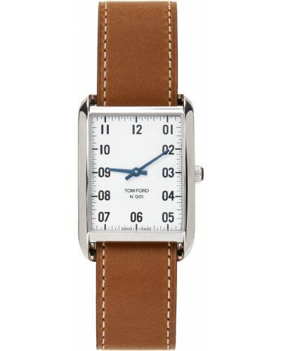Кварцевые часы - белые Tom Ford